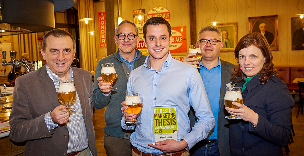 marketing thesis pim winnaar 2015